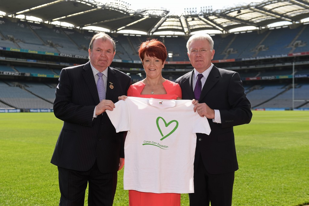 Announcement of the GAA Charities